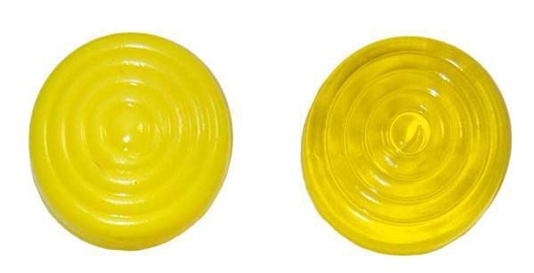Zeepverf - 10 ml, geel