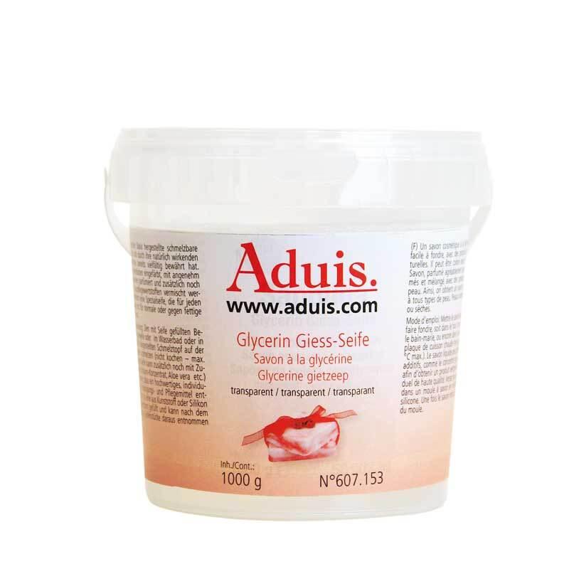 Gietzeep Aduis - transparant, 1000 g