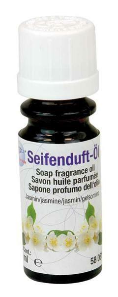 Zeepgeurolie - 10 ml, jasmijn