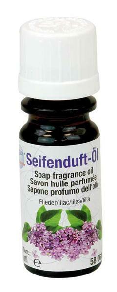 Seifenduftöl - 10 ml, Flieder
