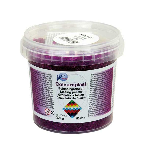 Colouraplast - 200 g, violet