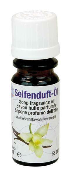 Zeepgeurolie - 10 ml, vanille