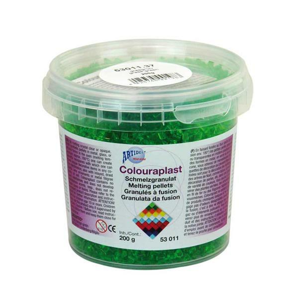 Colouraplast - 200 g, vert pelouse