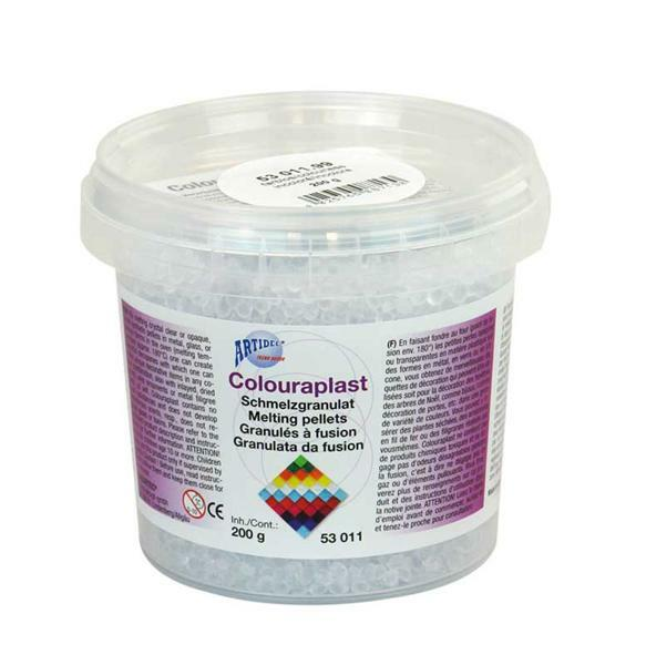 Colouraplast - 200 g, transparent