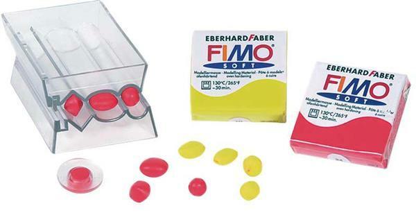 Appareil Fimo Magic pour former des perles
