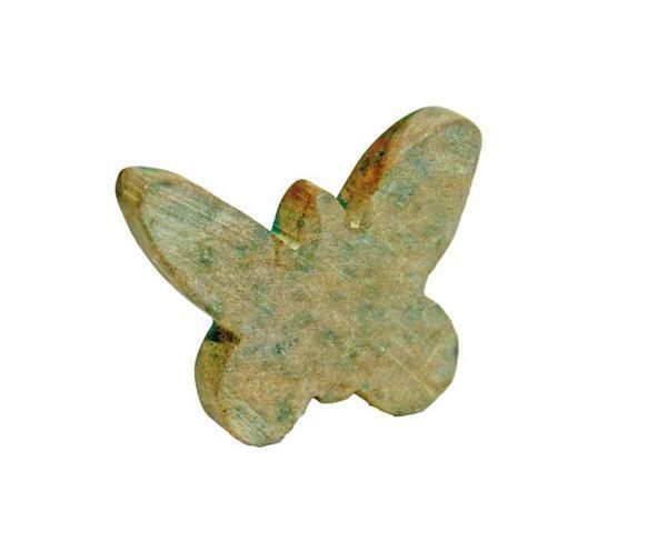Speckstein Rohling, Schmetterling