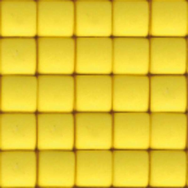 Mosaïque Pixel, jaune