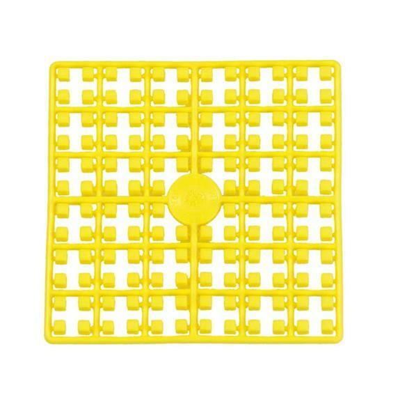 Pixel - stenen, geel
