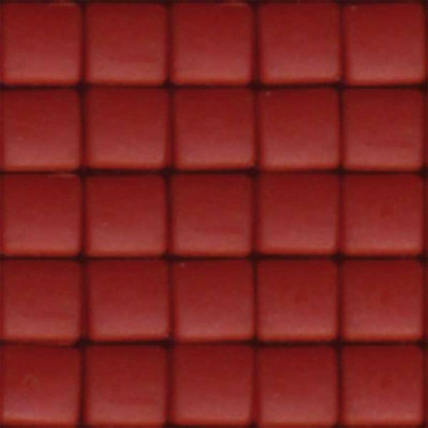 Pixel - stenen, donkerrood