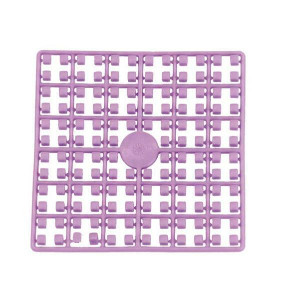 Pixel - Steine, lila
