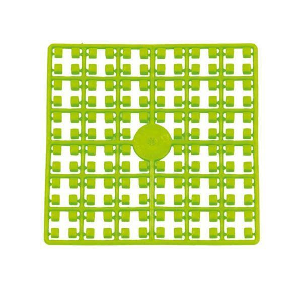 Mosaïque Pixel, vert clair