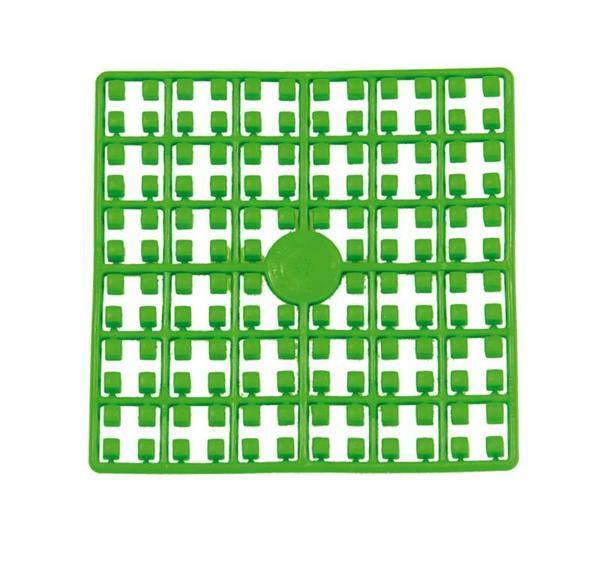 Mosaïque Pixel, vert