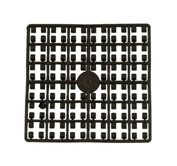 Mosaïque Pixel, noir