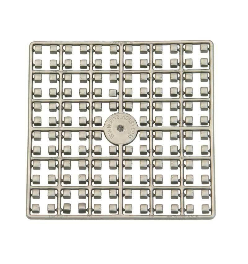 Pixel - stenen, zilver