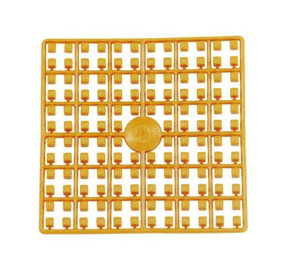 Pixel - Steine, gold