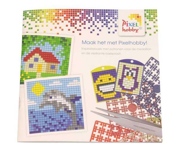 Pixel - voorbeeldenboek