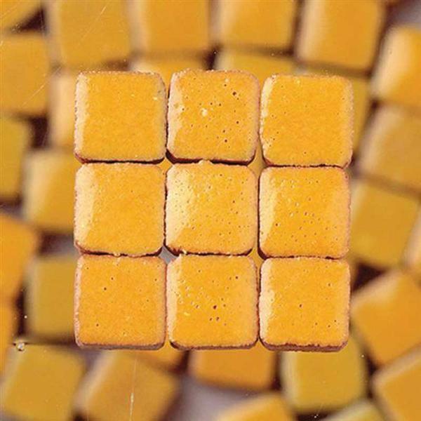 Mosaïques Mini - 10 g, jaune safran