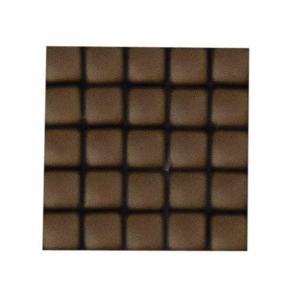 Pixel - Steine, dunkelbraun