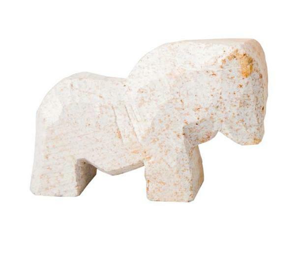 Speckstein Pferd