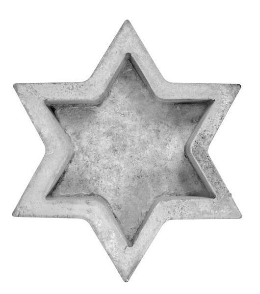 Gießform, Sternschale