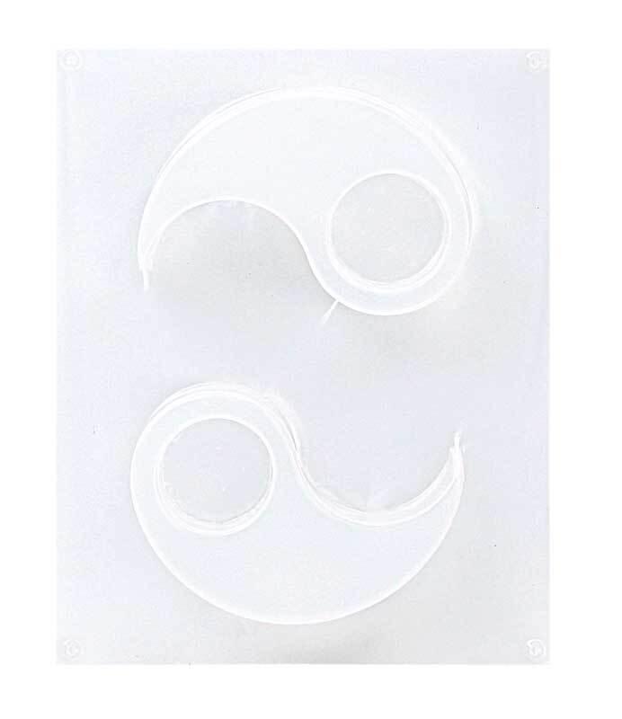 Gießform, Yin - Yang