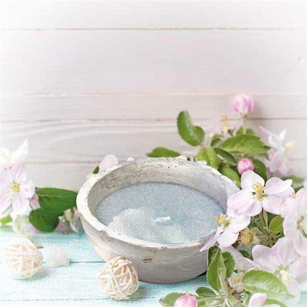 Cire cristal - blanc, 450 g