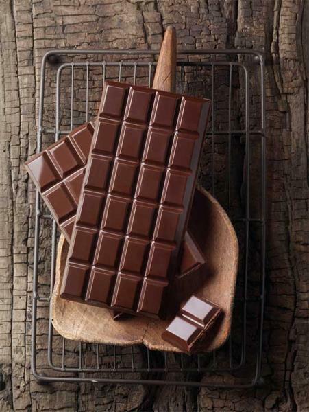 Silikonform, Schokoladentafel