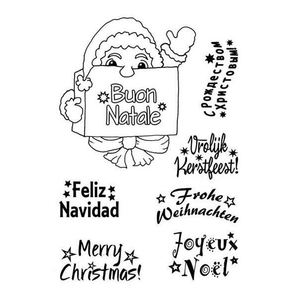 Stempelset - Kerst 1