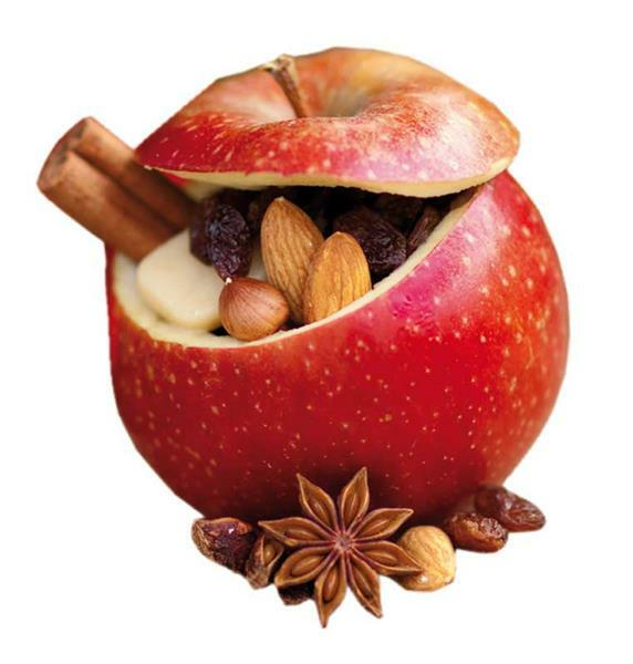 Huile parfumée pour savon - 10 ml, pomme cuite