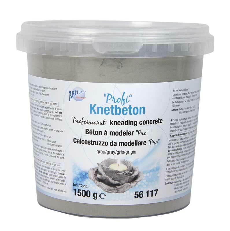 Knetbeton, 1500 g