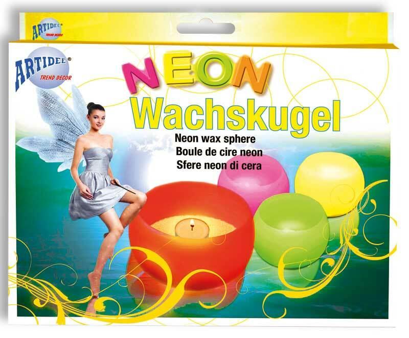 Waxbalset, neon