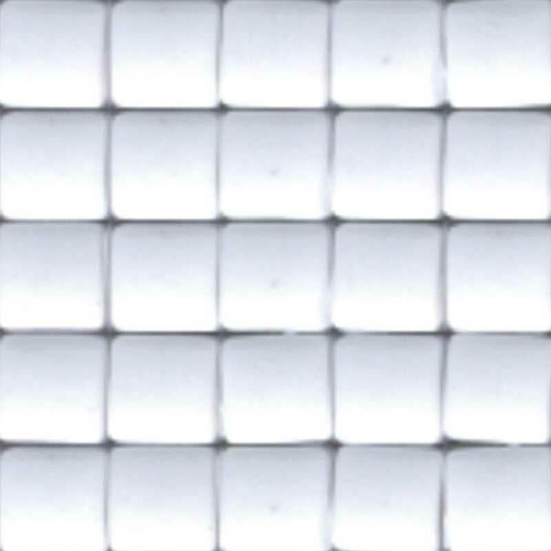 XL Pixel - Steine, weiß