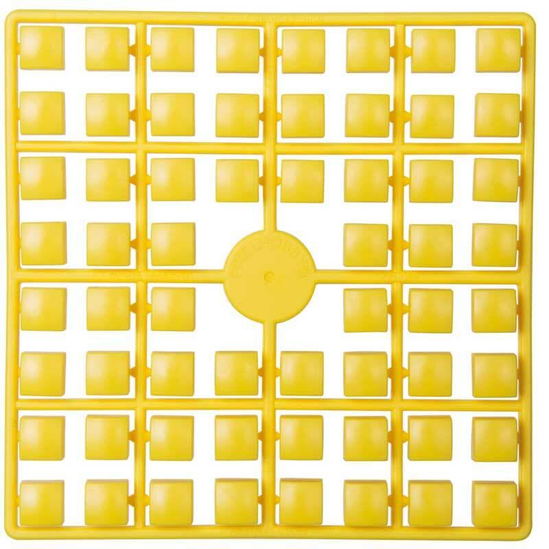 XL Pixel - mosaïques, jaune