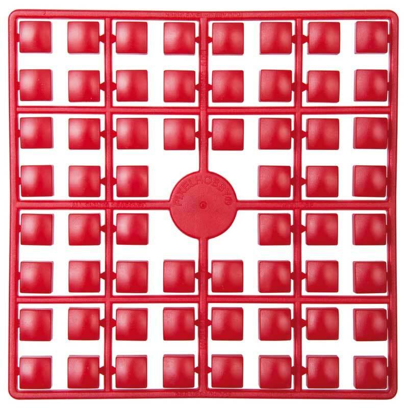 XL Pixel - mosaïques, rouge