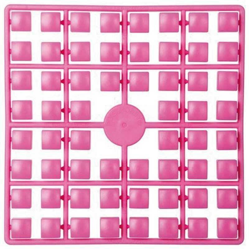 XL Pixel - Steine, pink
