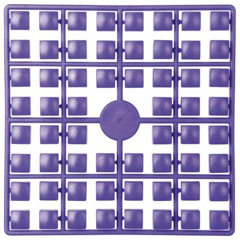 XL Pixel - Steine, violett