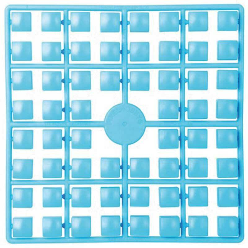 XL Pixel - mosaïques, bleu clair