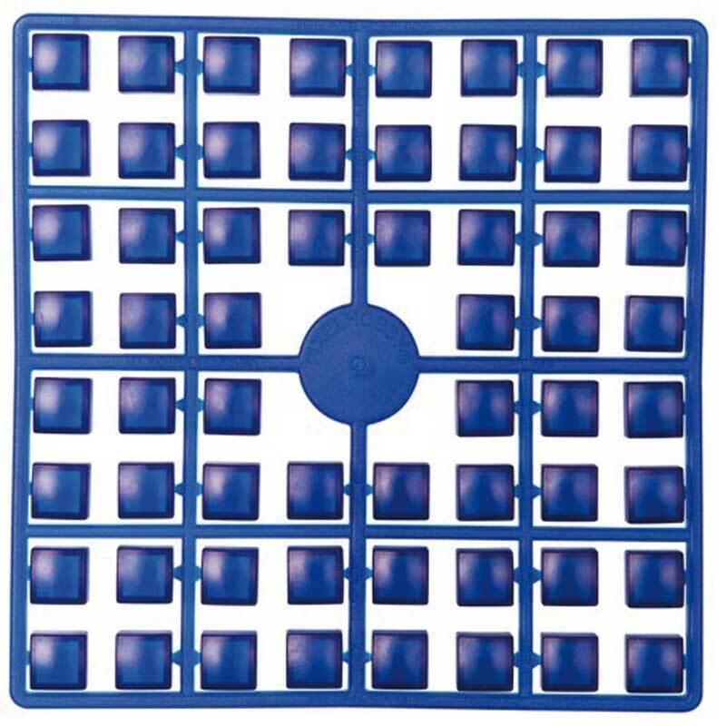 XL Pixel - Steine, dunkelblau