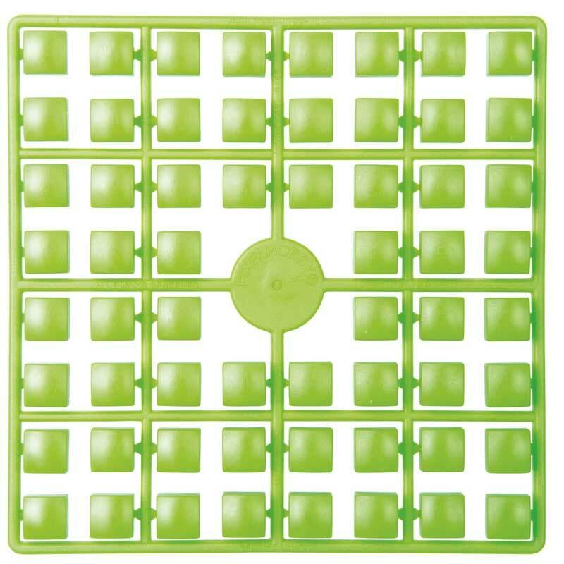 XL Pixel - Steine, hellgrün