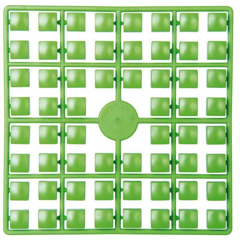 XL Pixel - mosaïques, vert foncé