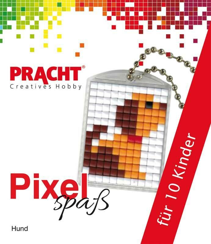 Set Pixel pour 10 enfants - Chien