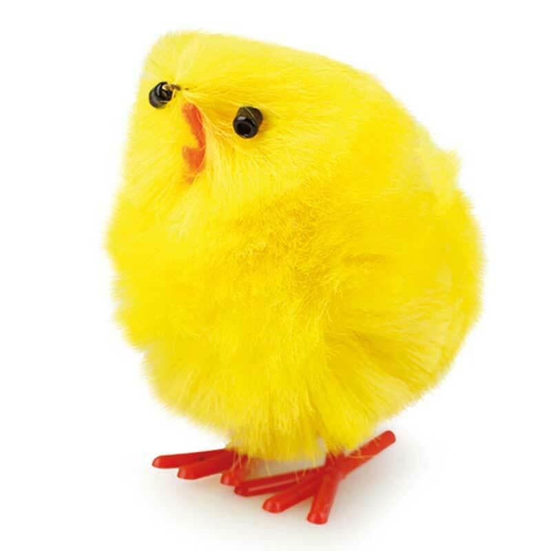 Poussin - jaune, 5 cm