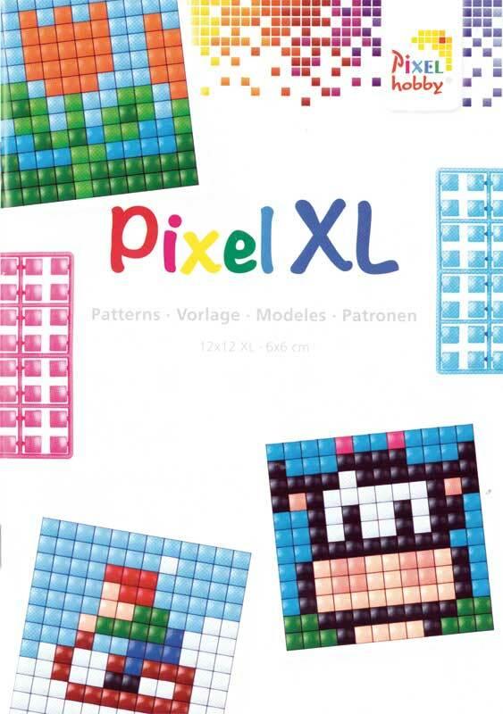 Pixel XL - cahier de modèles