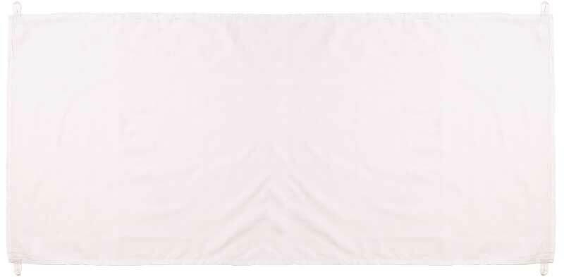 Banderole, env. 60 x 140 cm