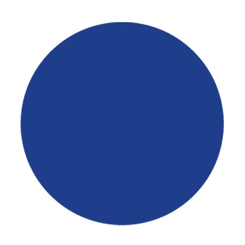 Enkaustic Malblock, ultramarinblau