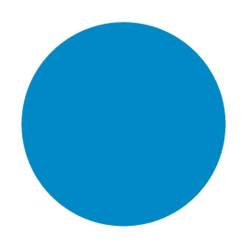 Encaustiek schilderblok, gentiaanblauw
