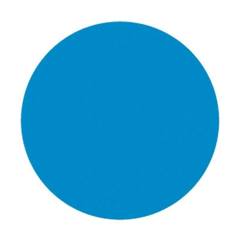 Enkaustic Malblock, enzianblau