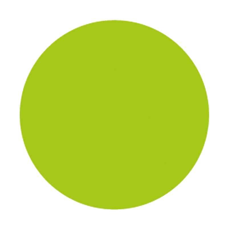 Carton pour encaustique, vert de mai