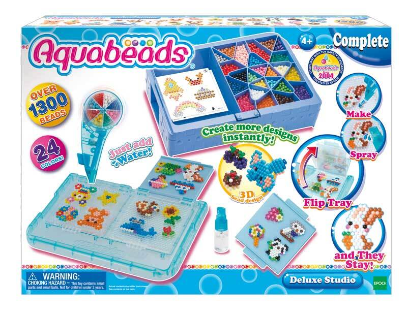 Aquabeads - Deluxe knutselset