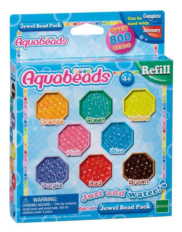 Navulverpakking - 800 glitterparels